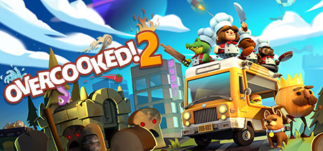 Overcooked! 2 Free Download Mac Game