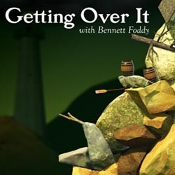 Getting Over It with Bennett Foddy MAC Game Download (MacBook)
