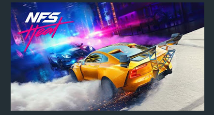 Need For Speed Heat MAC Game Download Free (MacBook)