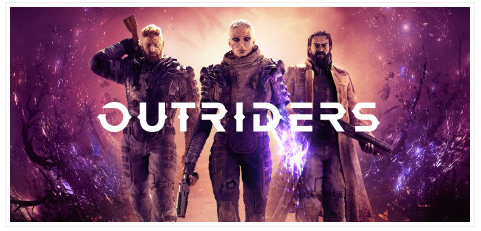 OUTRIDERS MAC Download Game Free for (MacBook)